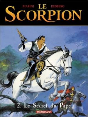 """Afficher """"Le Scorpion n° 2Le secret du pape"""""""