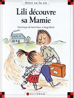 """Afficher """"Max et Lili n° 9 Lili découvre sa mamie"""""""