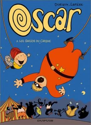 "Afficher ""Oscar n° 3 Les gadjos du cirque"""