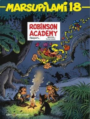 """Afficher """"Marsupilami n° 18 Robinson academy"""""""
