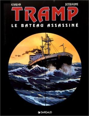 """Afficher """"Tramp n° 3 Le bateau assassiné"""""""