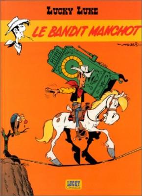 "Afficher ""Lucky Luke n° 18 Le bandit manchot"""