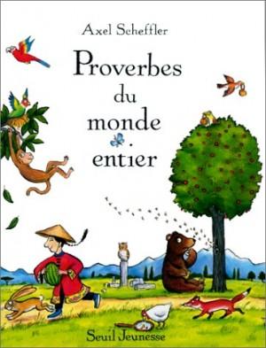 "Afficher ""Proverbes du monde entier"""