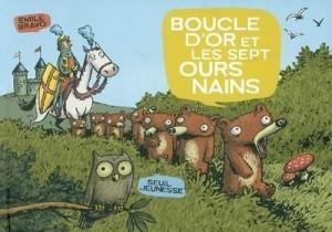 """Afficher """"Boucle d'Or et les sept ours nains"""""""
