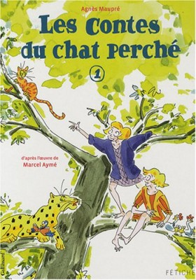 "Afficher ""Les contes du chat perché n° 1 La patte du chat"""
