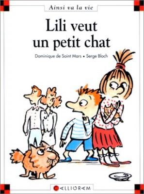 """Afficher """"Max et Lili n° 25Lili veut un petit chat"""""""