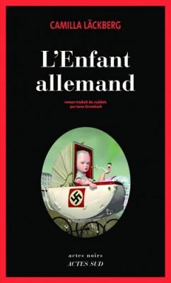 """Afficher """"L'enfant allemand"""""""