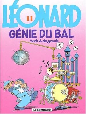 "Afficher ""Léonard n° 11 Génie du bal"""