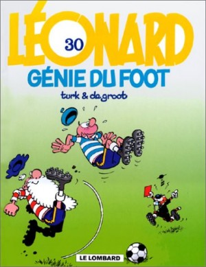 "Afficher ""Léonard n° 30 Génie du foot"""