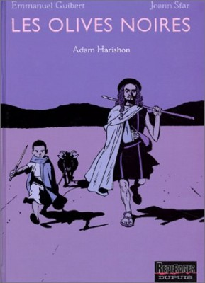 "Afficher ""Les Olives noires n° 2 Adam Harishon"""