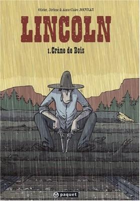 vignette de 'Lincoln n° 1<br />Crâne de bois (Olivier Jouvray)'