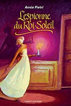 """Afficher """"Les Orangers de Versailles n° 2 L'Espionne du Roi-Soleil"""""""