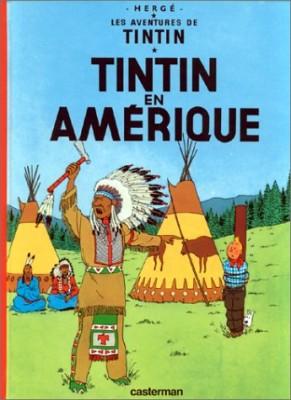 """Afficher """"Les Aventures de Tintin. 03 : Tintin en Amérique"""""""