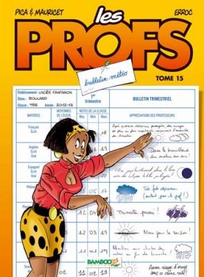 """Afficher """"Les profs n° 15 Bulletin météo"""""""