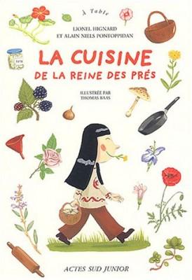 """Afficher """"cuisine de la reine des prés (La)"""""""