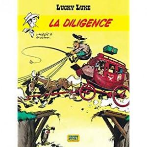 """Afficher """"Lucky Luke n° 1 La diligence"""""""