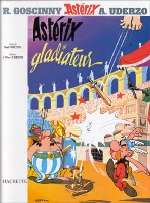 """Afficher """"Une aventure d'Astérix. n° 4 Astérix gladiateur"""""""