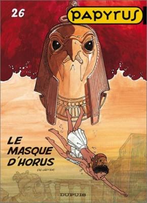 """Afficher """"Papyrus n° 26 Le Masque d'Horus"""""""