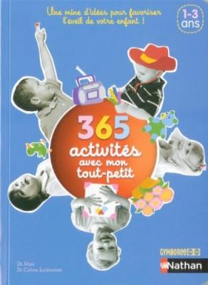 """Afficher """"365 activités avec mon tout-petit"""""""