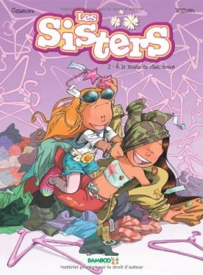 """Afficher """"Sisters (Les) n° 2 A la mode de chez nous"""""""