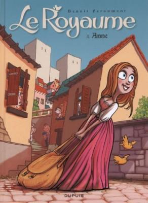 vignette de 'Le Royaume n° 1<br /> Anne (Feroumont)'