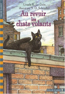 """Afficher """"Les chats volants n° 4 Au revoir, les chats volants"""""""