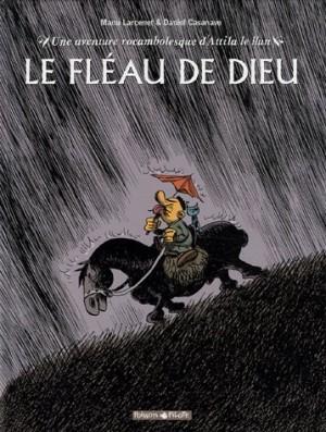 """Afficher """"Une aventure rocambolesque de n° 3 Attila le Hun, le fléau de Dieu"""""""