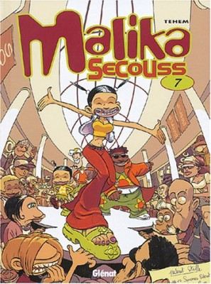 "Afficher ""Malika Secouss n° 7 Frais style"""