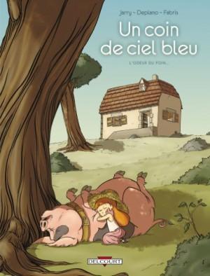vignette de 'Un Coin de ciel bleu n° 1<br /> L'Odeur du foin (Nicolas Jarry)'
