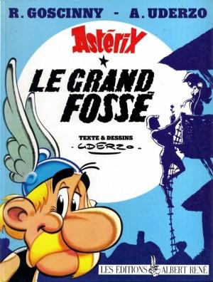 """Afficher """"Une aventure d'Astérix n° 25 Le Grand fossé"""""""