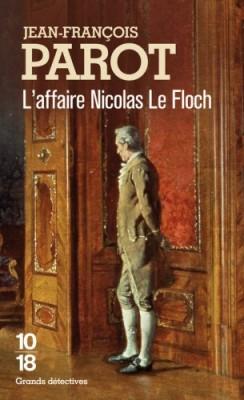 """Afficher """"Les enquêtes de Nicolas Le Floch, commissaire au ChâteletL'affaire Nicolas Le Floch"""""""