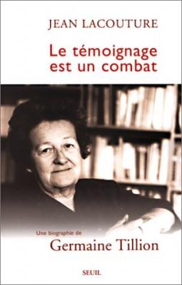 """Afficher """"Le témoignage est un combat"""""""