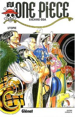 """Afficher """"One piece n° 21 One Piece. 21, Utopie"""""""