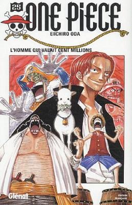 "Afficher ""One piece n° 25 One Piece. 25, L'homme qui valait cent millions"""