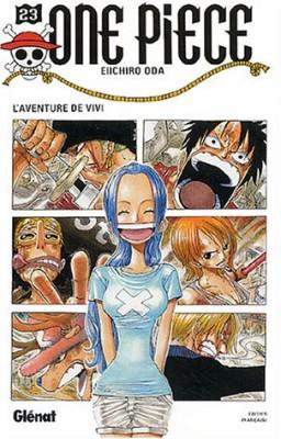 """Afficher """"One piece n° 23 One Piece. 23, L'aventure de Vivi"""""""