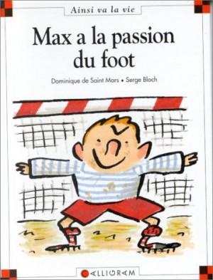 """Afficher """"Max a la passion du foot"""""""