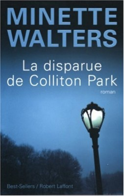 "Afficher ""La disparue de Colliton Park"""