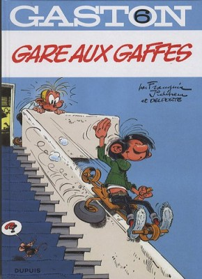 """Afficher """"Gaston n° 6 Gare aux gaffes"""""""