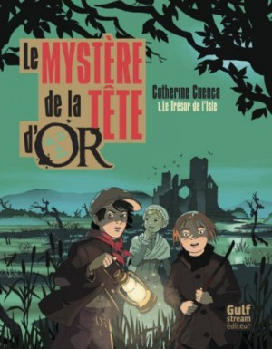 """Afficher """"Mystère de la Tête d'Or (Le) n° 1 Trésor de l'Isle (Le)"""""""