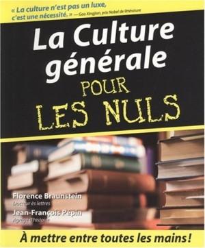 """Afficher """"La culture générale pour les nuls"""""""
