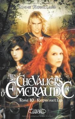 """Afficher """"Les Chevaliers d'Émeraude n° 10 Représailles"""""""