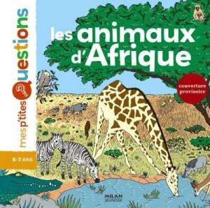 """Afficher """"Les animaux d'Afrique"""""""
