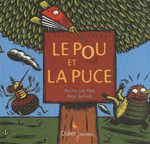 """Afficher """"Pou et la puce (Le)"""""""