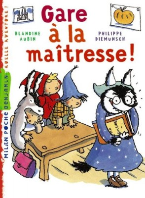 "Afficher ""Gare à la maîtresse !"""