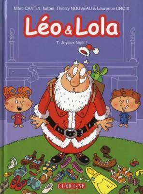 """Afficher """"Léo et Lola n° 7 Joyeux Noël !"""""""