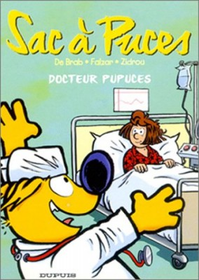 """Afficher """"Sac à puces n° 4Docteur Pupuces"""""""