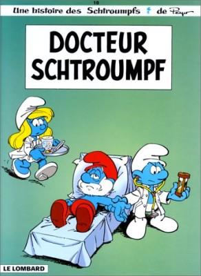 """Afficher """"Les Schtroumpfs n° 18 Les Schtroumpfs."""""""