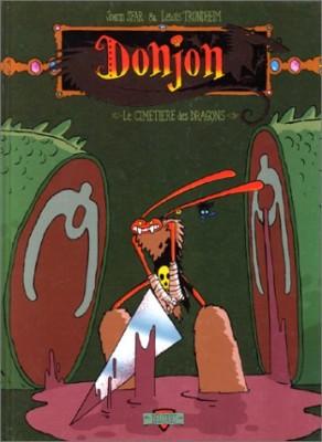 """Afficher """"Donjon crépuscule n° 101 Le cimetière des dragons"""""""