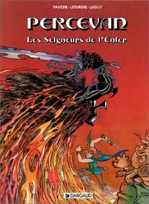 """Afficher """"Percevan. n° 7 Les seigneurs de l'enfer"""""""