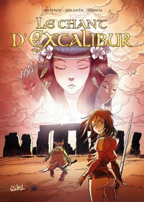 "Afficher ""Le chant d'Excalibur n° 4-6"""